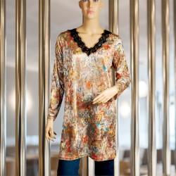 Robe Tunique - Années 20's nude, TU