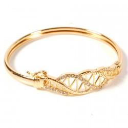 Bracelet - Raffiné : ADN, ø 6,2 cm
