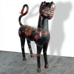 Sculpture - Lokapâlos, H. 137 cm