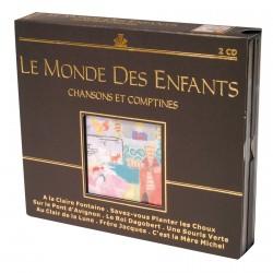 CD Le Monde des Enfants