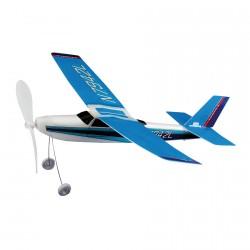 Avion à Propulsion par Elastique