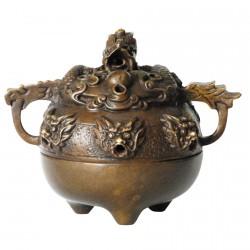 Brûle-Encens Bronze