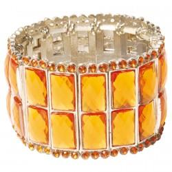 Bracelet Manchette Art Déco