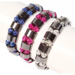 Bracelets Hématite