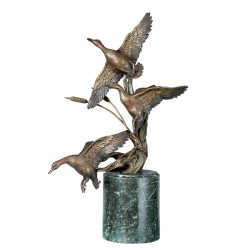 Envol De Canards Bronze