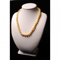 Parure Perles d'Or