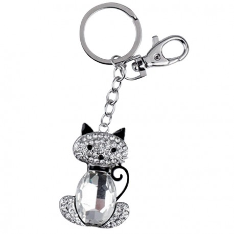 Porte cl chat h 5 cm collection chats for Porte a chat