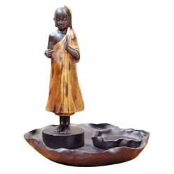 Bouddha sur un Rocher - Brà»le-Encens