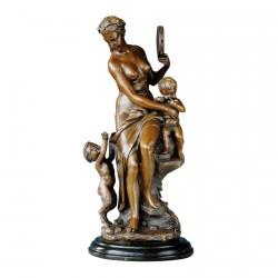 Bronze Jeune Mère
