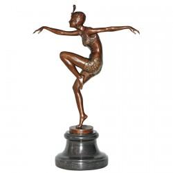 Danseuse Joséphine - Bronze