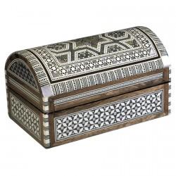 Boîte égyptienne en marqueterie