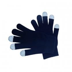 Gants Tactiles - Noir, TU