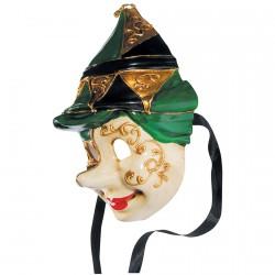 Masque - Pinocchio, H. 28 cm