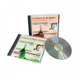 2 CD - Les Lettres de mon moulin par Fernandel