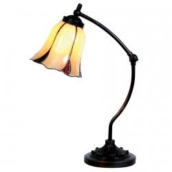 Lampe de chevet - Belle Epoque H.46 cm