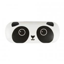 Etui à Lunettes - Panda, L. 16 cm