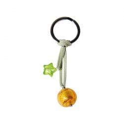 Porte clé - d'Or, H. 11 cm