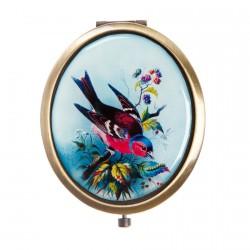 Miroir de poche - Rétro, L. 32 cm