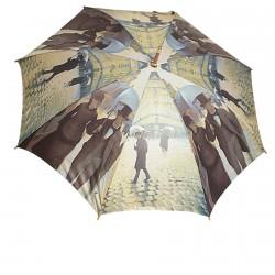 Parapluie pliable Caillebotte – Jour de Pluie