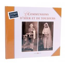Livre - Communions d'hier et d'aujourd'hui