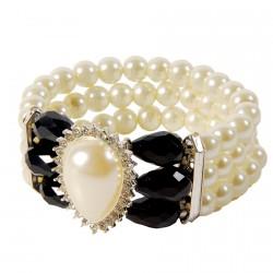 Bracelet - Imperatrice noir