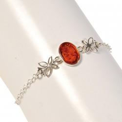 Bracelet ajustable argent - Arts and Crafts