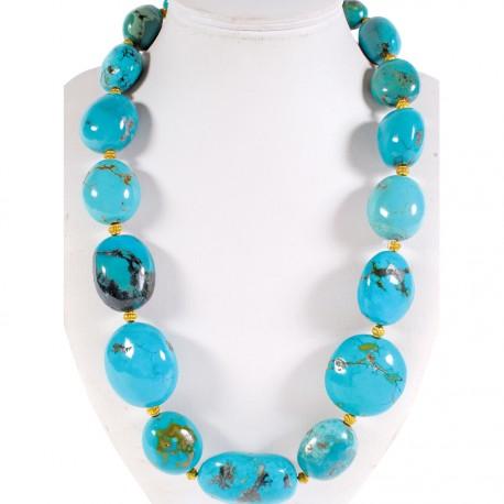Collier - Turquoises