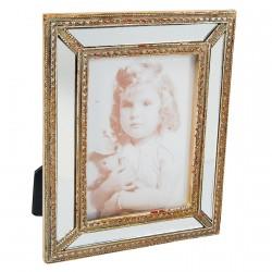 Cadre Photo - Art Déco, H. 13 cm