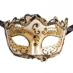 Masque Civette - Petite Giada Noir
