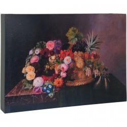 Peinture - Nature Morte, L. 30 cm