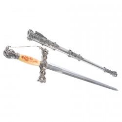 Arme de décoration - Epée de Napoléon 1er, L. 90 cm