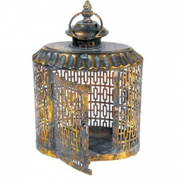 Lanterne - Marrakech, H. 30 cm