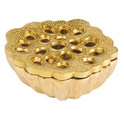 Brule encens - Lotus, ø 13 cm