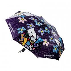 Parapluie - Romero Britto : Le Chat