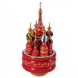 Boite à Musique - Kremlin, L. 22 cm