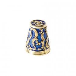 Dé à Coudre de Collection - Azov, H. 3 cm