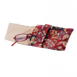 Etui à lunettes - Dame à la Licorne, L. 14,5 cm