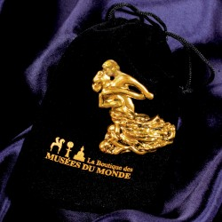 Broche - Camille Claudel : La Valse