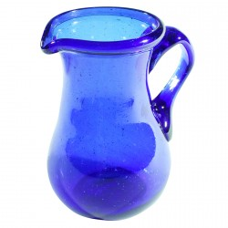 Pichet verre soufflé - Empire Romain, H. 11 cm