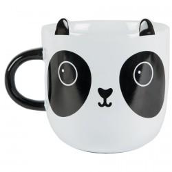 Mug céramique - Panda, H. 10 cm