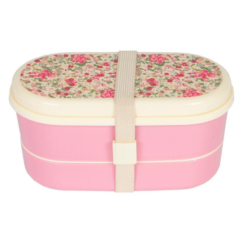 lunch box boite bento liberty l 17 cm et 2017. Black Bedroom Furniture Sets. Home Design Ideas