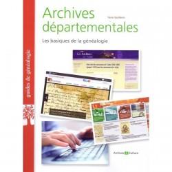 Livre - Archives départementales, Les Basiques de la Généalogie