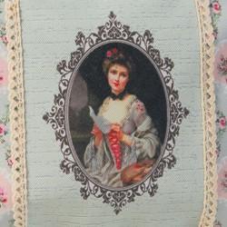 Trousse à maquillage - Gobelins, L. 21 cm