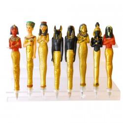 Stylos Egypte (Set de 4)