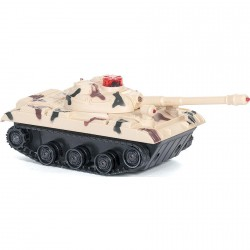 Véhicule Miniature - Tank de Combat