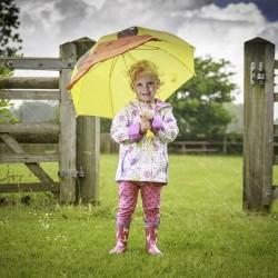 Parapluie - Enfant : Canard, L. 61 cm