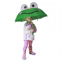 Parapluie - Enfant : Grenouille, L. 61 cm