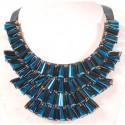 Collier - Nocturne bleu