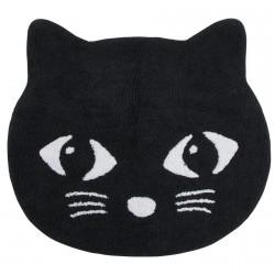 Tapis de Bain - Chat Noir, L. 62 cm