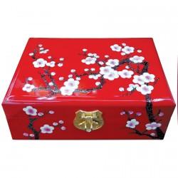 Boite à Bijoux - Sakura, L. 18 cm